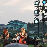 山形由美と共演者全員の演奏