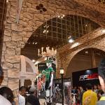 コルナゴの展示施設