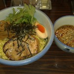 AFURIのつけ麺