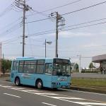 かすみがうら市のバス