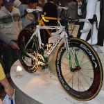 コルナゴの自転車(1)