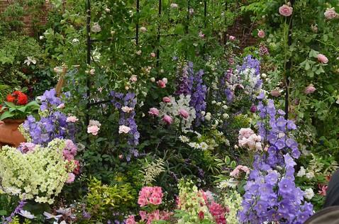 花のゲート