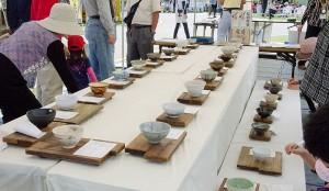 茶碗のグランプリ