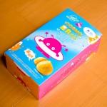 コスモ星丸のお菓子を買ってみました