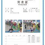 手賀沼エコマラソン2017に参加